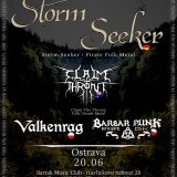 Storm Seeker, Valkenrag, Claim the Throne