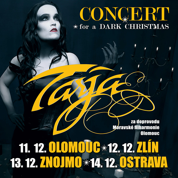 TARJA TURUNEN - Concert for a Dark Christmas