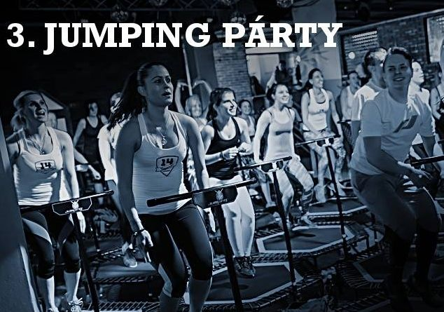 3. JUMPING PARTY