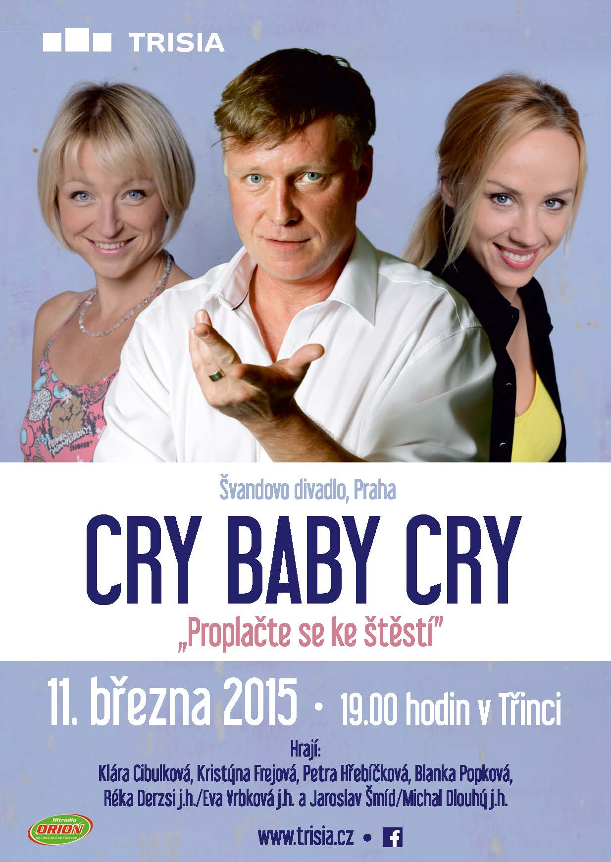 Cry Baby Cry - 11.3.2015